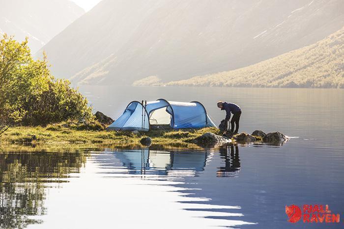 Fjällräven Abisko Endurance telt