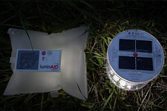 solcelle lampe test luci outdoor vs luminaid